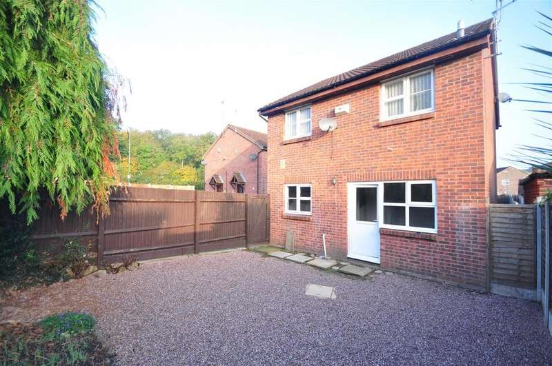 1 Bedroom Semi Detached House for sale in Birling Close, Sellers Wood, Nottingham, NG6 7FS