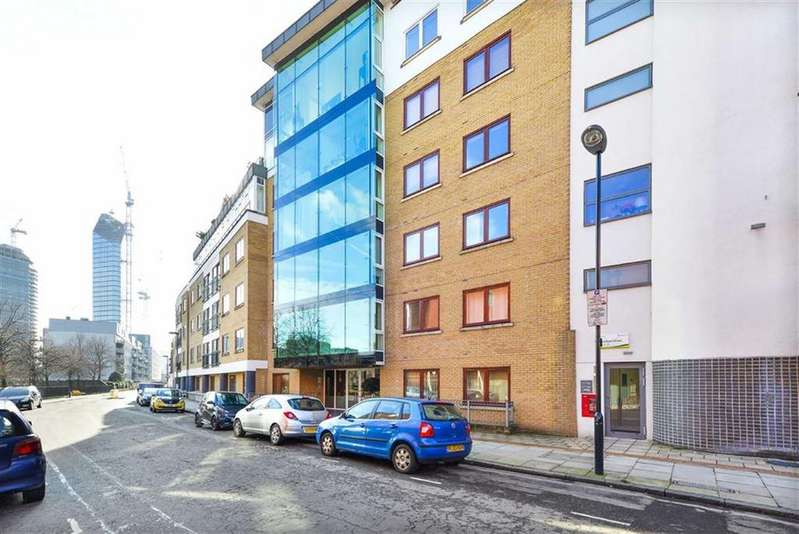 1 Bedroom Block Of Apartments Flat for sale in Graham Street, Angel