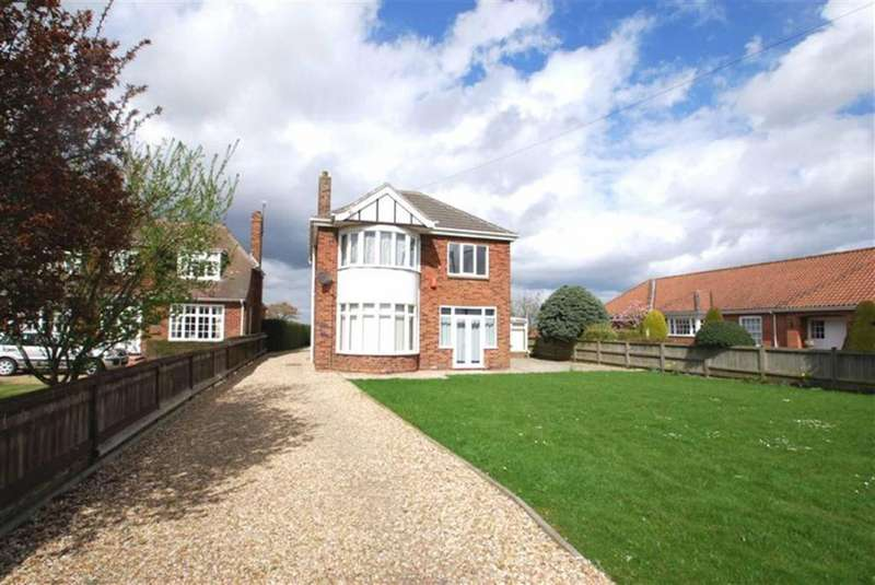 4 Bedrooms Detached House for sale in Wainfleet Road, Boston