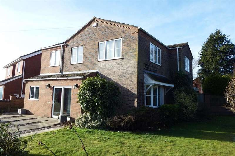 5 Bedrooms Detached House for sale in Netherfield, Holbeach