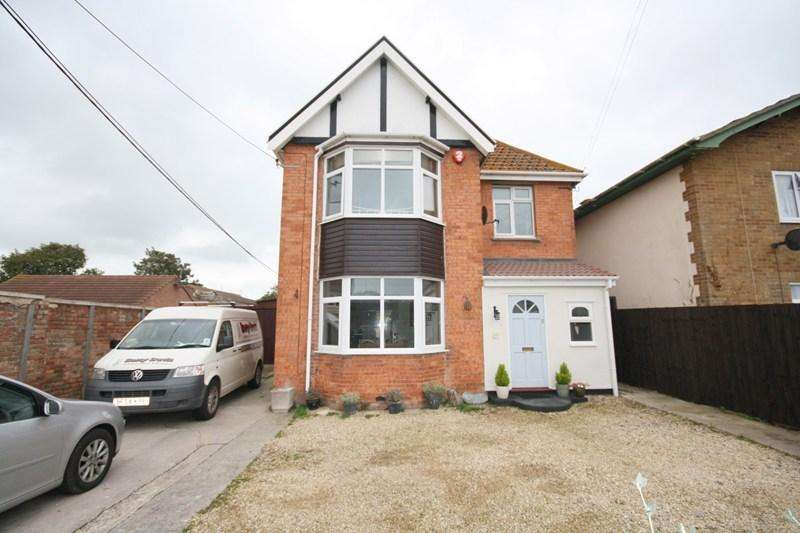 4 Bedrooms Detached House for sale in Berrow Road, Burnham-On-Sea