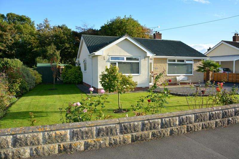 3 Bedrooms Detached Bungalow for sale in Strowlands, East Brent