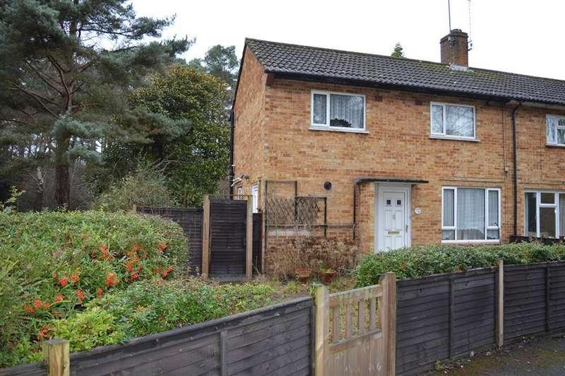 2 Bedrooms End Of Terrace House for sale in KingsbridgeCottages, Nine Mile Ride, Finchampstead, Wokingham, Berkshire, RG40 3LY