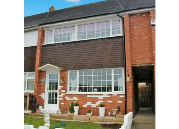 3 Bedrooms Town House for sale in Uffington Parade, Stoke-on-Trent, Staffordshire