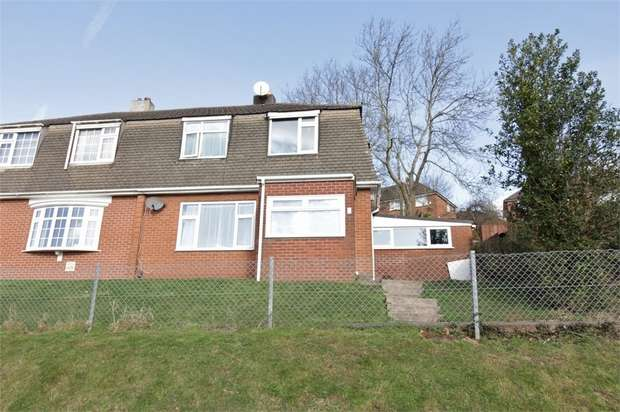 4 Bedrooms Semi Detached House for sale in Chaucer Road, NEWPORT