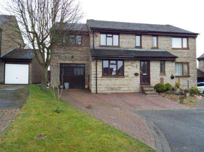 4 Bedrooms Semi Detached House for sale in Gower Road, Richmond, North Yorkshire
