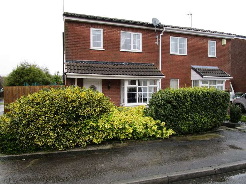 3 Bedrooms Semi Detached House for sale in Pennine Vale, Oldham
