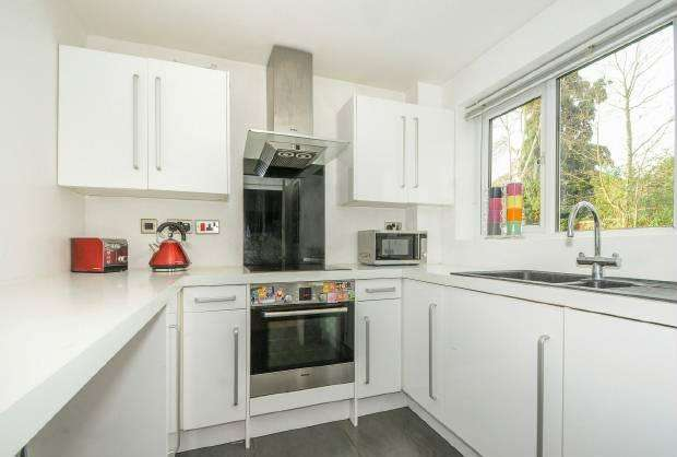 2 Bedrooms Flat for sale in Cleves Court Windsor