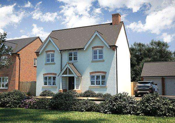 4 Bedrooms Detached House for sale in Plot 41, Arlington, Meadowside, Ashburton Road, Totnes, TQ9