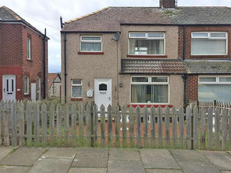 2 Bedrooms Semi Detached House for sale in Sunnybrow Avenue, Billingham