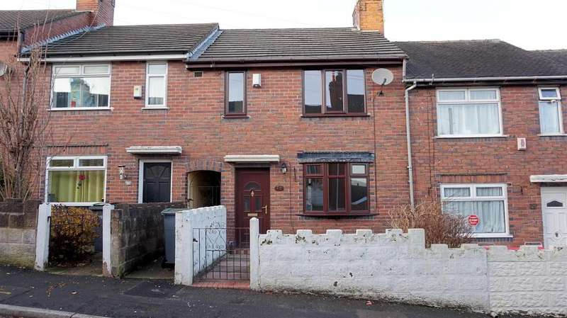 2 Bedrooms Town House for sale in Lockley Street, Birches Head, Stoke-On-Trent