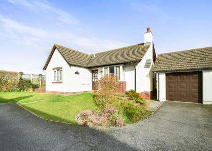 2 Bedrooms Bungalow for sale in West Alvington, Kingsbridge, Devon