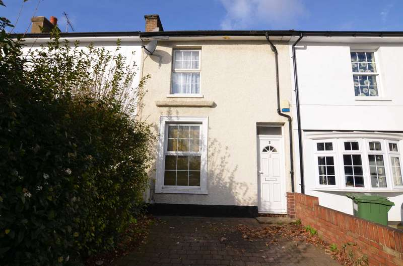 2 Bedrooms Terraced House for sale in Church Road, Sidcup, DA14 6BX
