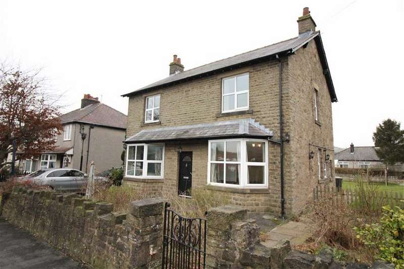 3 Bedrooms Detached House for sale in Warmbrook Road, Chapel-en-le-frith, High Peak, Derbyshire
