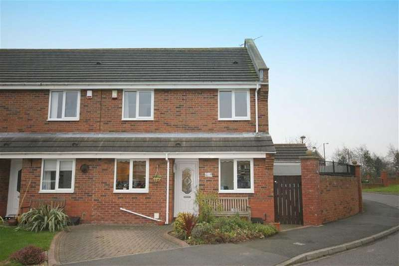 3 Bedrooms End Of Terrace House for sale in Commissioners Wharf, Royal Quays, Tyne And Wear, NE29