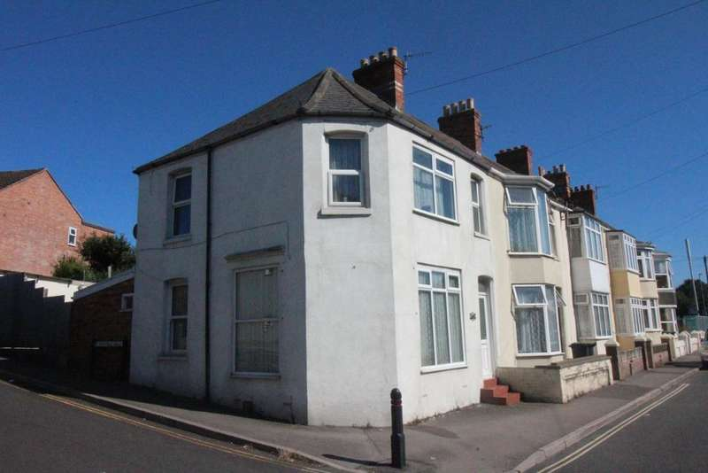 3 Bedrooms End Of Terrace House for sale in Newstead Road, Weymouth, DT4 8JE