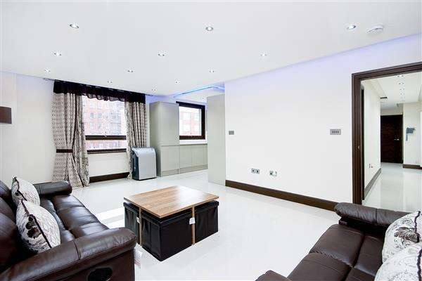 2 Bedrooms Flat for sale in THE WATER GARDENS, MARBLE ARCH, W2