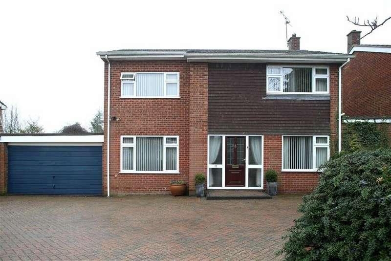 4 Bedrooms Detached House for sale in Chapel Fields, Swinford, Lutterworth
