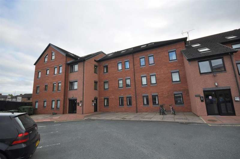 2 Bedrooms Flat for sale in Roper Street, Penrith