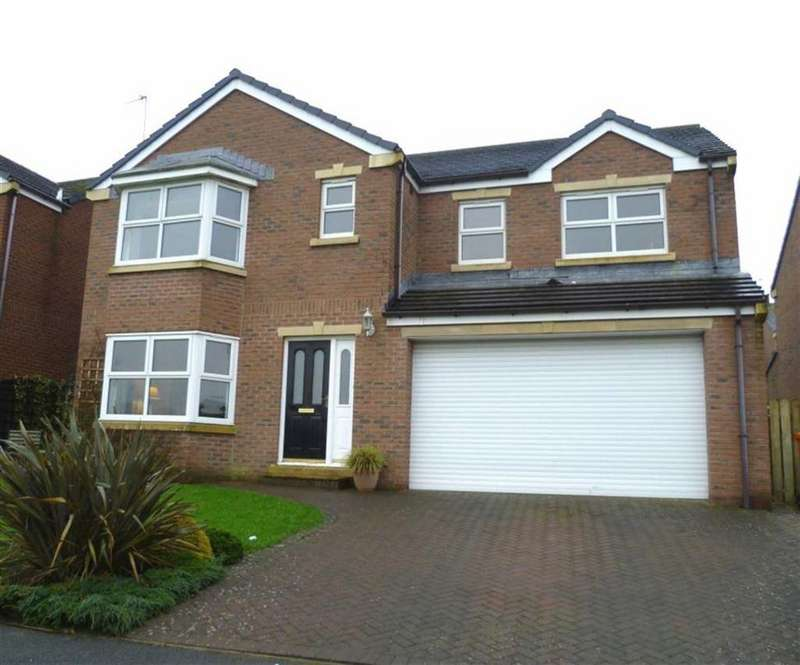 5 Bedrooms Detached House for sale in Abbots Way, Ballasalla, Isle of Man