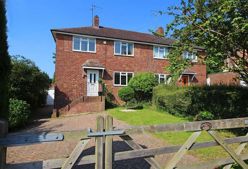 3 Bedrooms Semi Detached House for sale in Beckworth Lane, Lindfield
