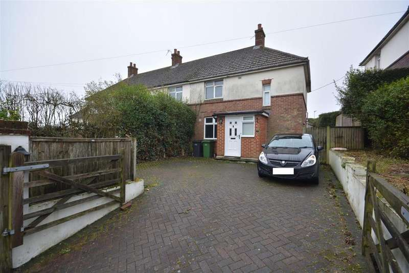 3 Bedrooms Semi Detached House for sale in Old Church Road, St. Leonards-On-Sea