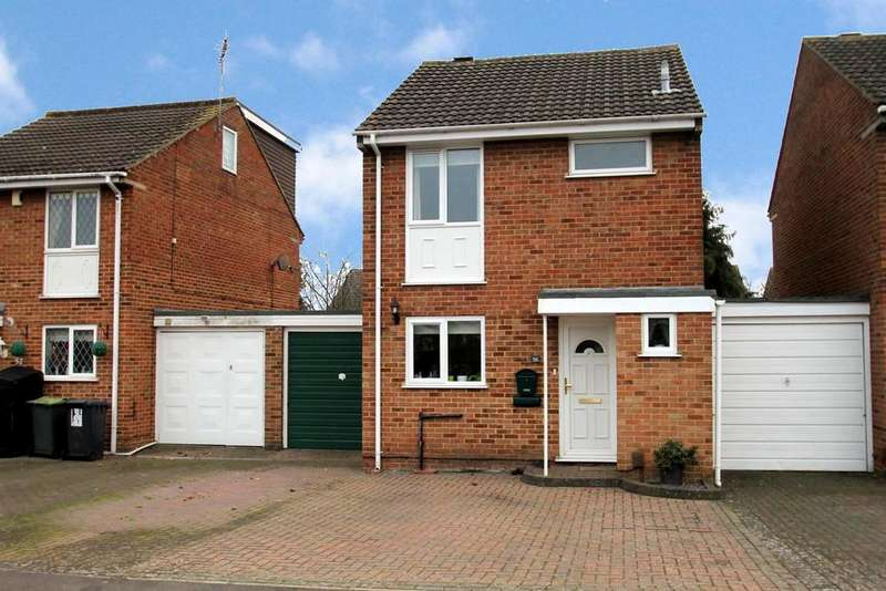 3 Bedrooms Link Detached House for sale in Keats Road, Larkfield, Aylesford