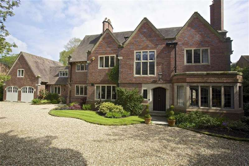 6 Bedrooms Detached House for sale in Ladywood Road, Four Oaks Estate, Sutton Coldfield