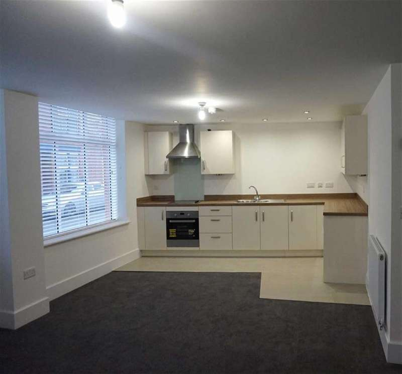 1 Bedroom Apartment Flat for sale in Wheatsheaf Way, Leicester