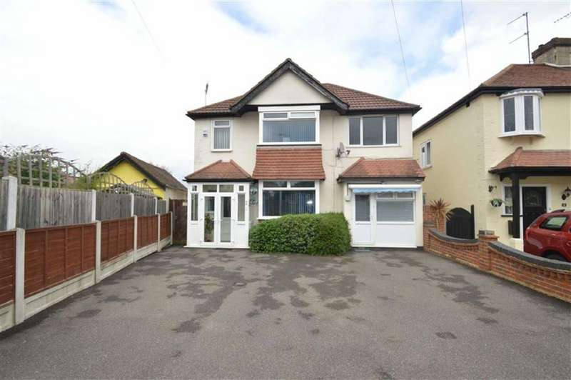5 Bedrooms Detached House for sale in Marina Close, Prittlewell, Essex
