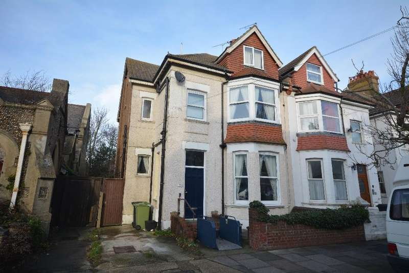 6 Bedrooms Semi Detached House for sale in Wickham Avenue, Bexhill-On-Sea