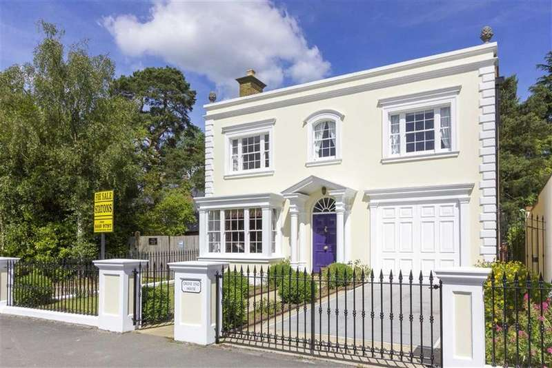 4 Bedrooms Detached House for sale in Camlet Way, Hadley Common, Hertfordshire