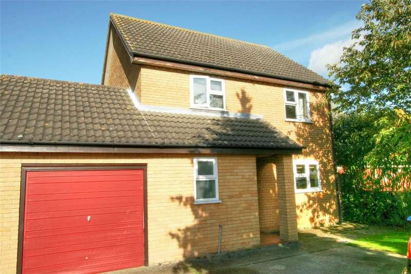 4 Bedrooms Detached House for sale in Cyprus Road, Attleborough, Norfolk