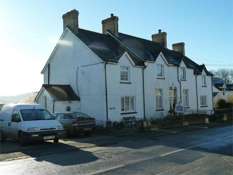 3 Bedrooms Semi Detached House for sale in Haulfryn, Newchapel, Boncath, Pembrokeshire