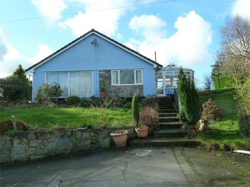 3 Bedrooms Detached Bungalow for sale in Llandre, Penllyn, Cilgerran, Cardigan, Pembrokeshire