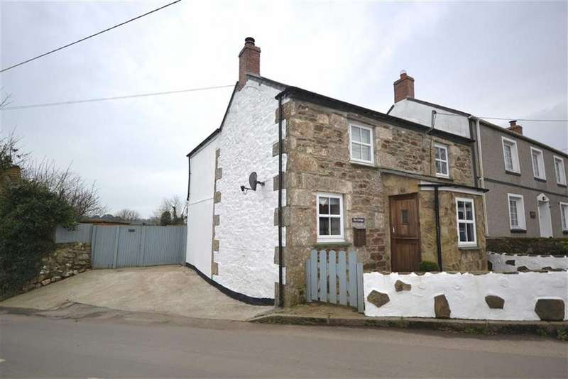 4 Bedrooms Semi Detached House for sale in Townshend, Hayle, Cornwall, TR27