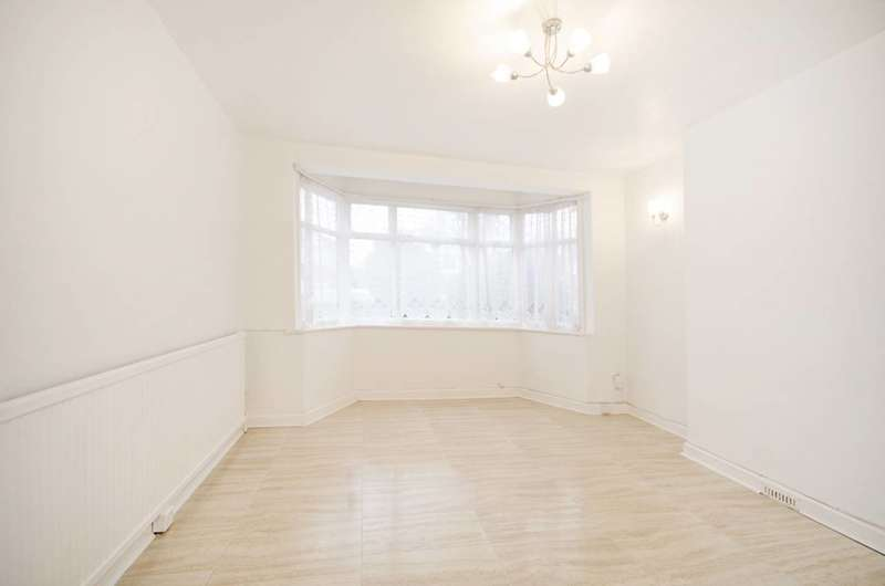 3 Bedrooms Terraced House for sale in West Court, Wembley, HA0