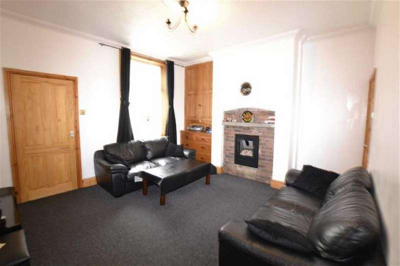 4 Bedrooms Terraced House for sale in Willow Street, Haslingden, Rossendale, Lancashire, BB4