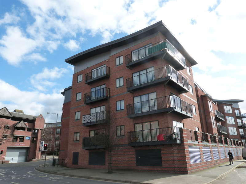 1 Bedroom Apartment Flat for sale in City Centre, Worcester