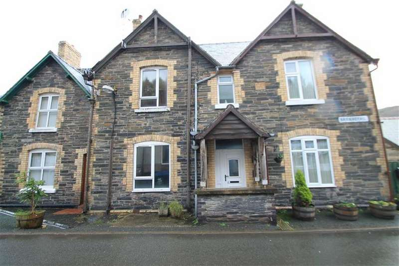 2 Bedrooms Terraced House for sale in Bryn Refail, Glyn Ceiriog