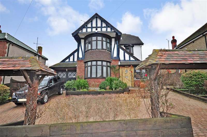 5 Bedrooms Detached House for sale in Mickleburgh Avenue, Herne Bay, Kent