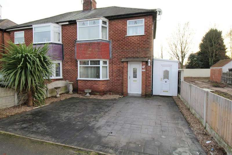 3 Bedrooms Semi Detached House for sale in Raines Avenue, Worksop