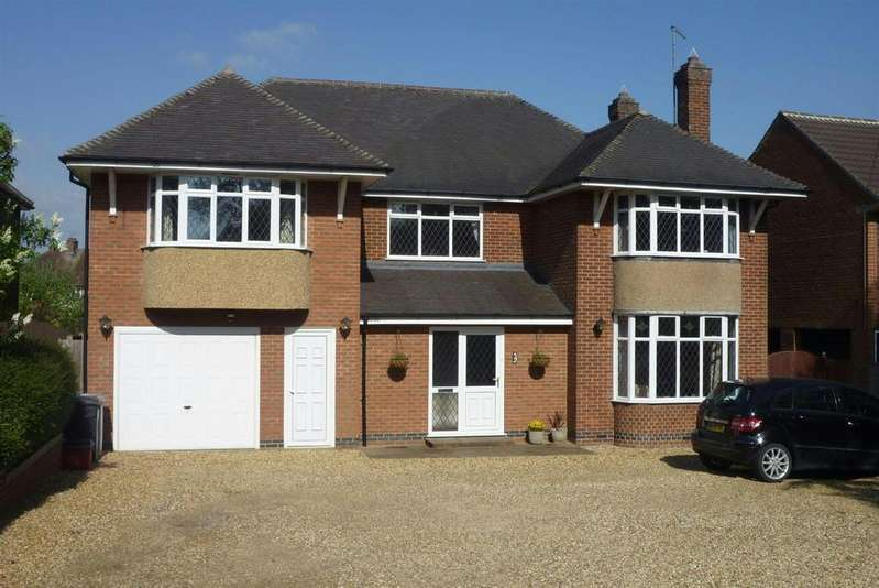 5 Bedrooms Detached House for sale in Barton Seagrave