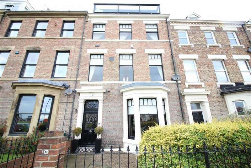 5 Bedrooms Terraced House for sale in Percy Park, Tynemouth