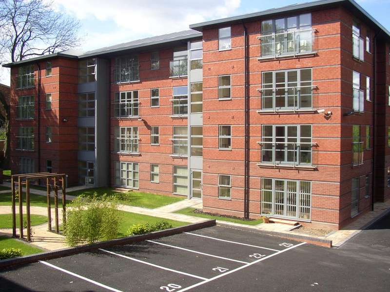 1 Bedroom Flat for sale in Queens Hall, St James's Road, Dudley, DY1