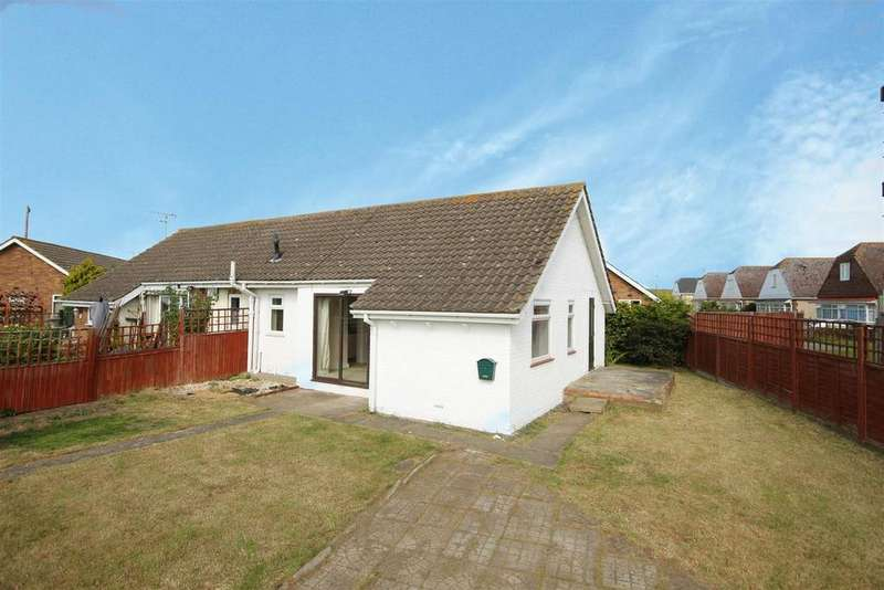 2 Bedrooms Semi Detached Bungalow for sale in 22 Radio St Peters, Sutton Road, Trusthorpe, Mablethorpe