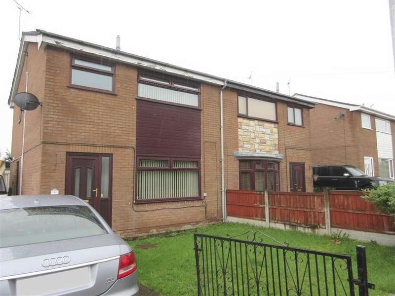 3 Bedrooms Semi Detached House for sale in Glasfryn, Johnstown, Wrexham