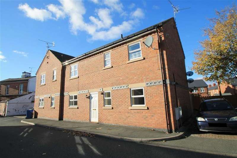 2 Bedrooms Flat for sale in Erddig Court, Wrexham, Wrexham