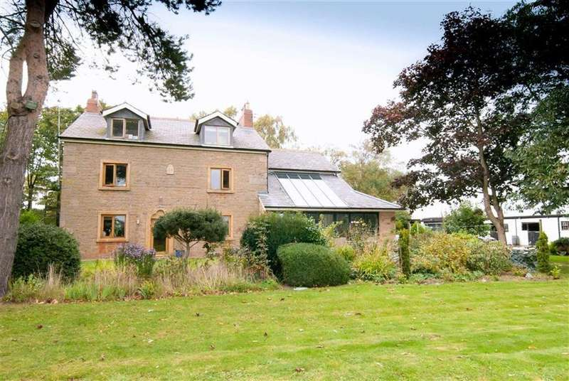 5 Bedrooms Detached House for sale in Bescar Lane, Scarisbrick, L40