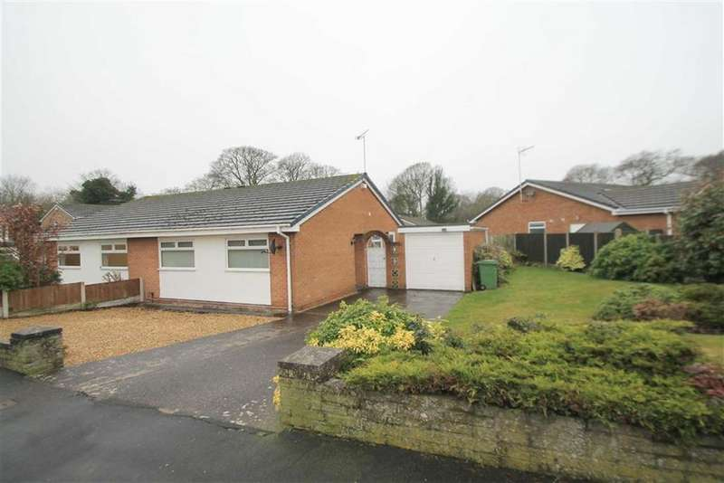 2 Bedrooms Semi Detached Bungalow for sale in Willow Drive, Llay, Wrexham